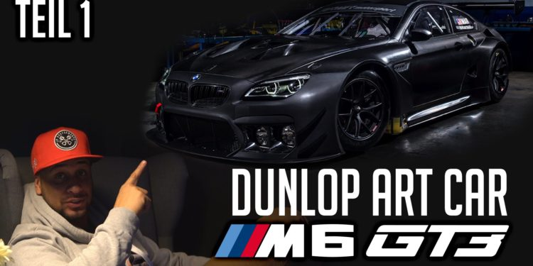 JP-Performance-BMW-M6-GT3-Dunlop-Art-Car-Teil-1